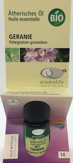 Aromalife ätherisches Öl Geranie 5ml
