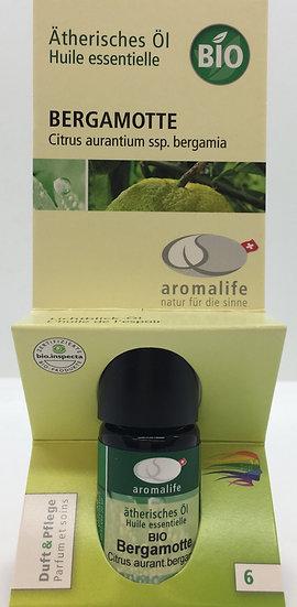 Aromalife ätherisches Öl Bergamotte 5ml