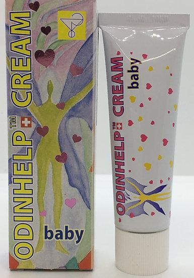Odinhelp Creme Baby mit Blütenessenz 30g
