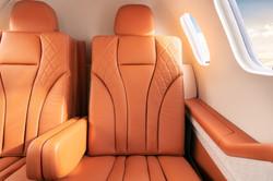 Seat Interior - Syberjet