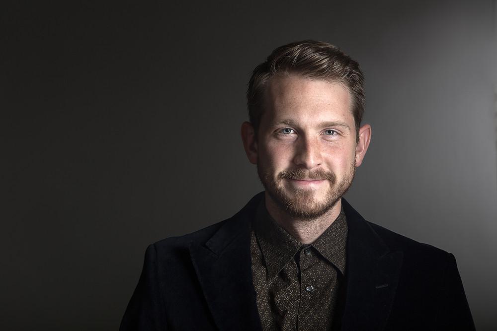 Matt Pace Portrait