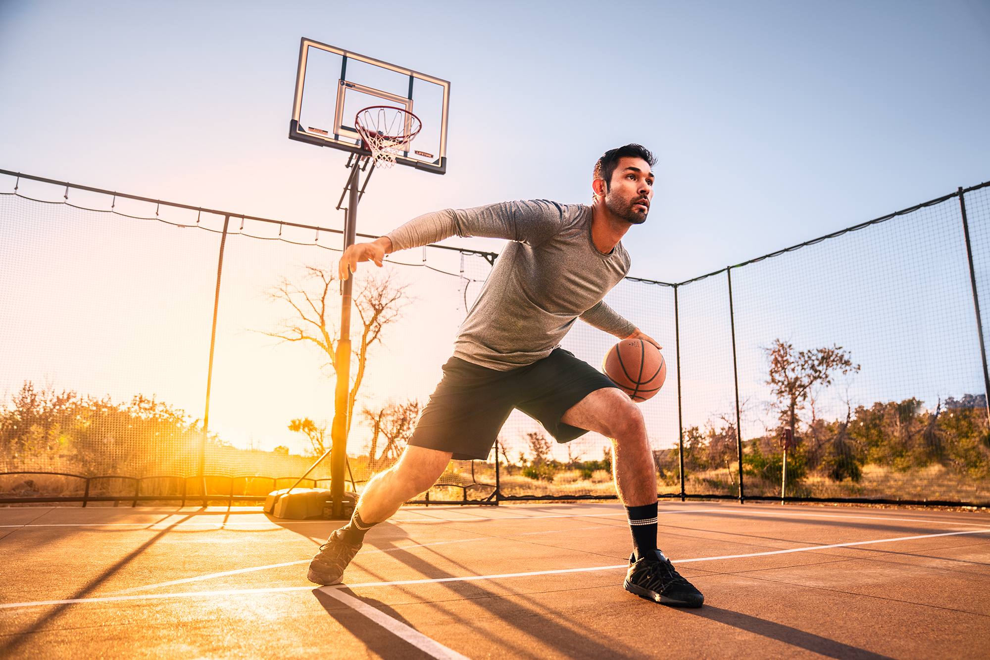Outdoor Basketball Lifestyle - Lifetime