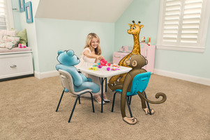 Illustration for Lifetime Ad