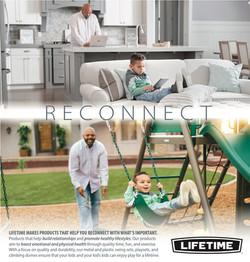 Family Health Camp - Lifetime Ad