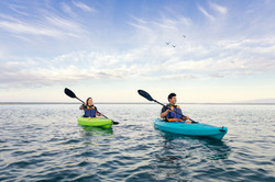 Oceanside Kayaking Lifestyle - Lifetime