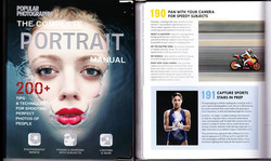 Popular Photography: The Portrait Manual Feature