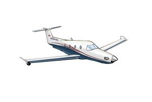 Jet Illustration for Lifetime