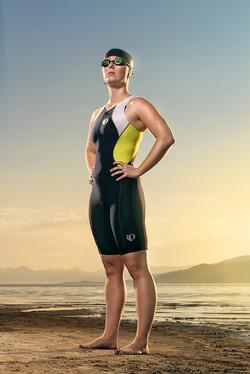 Triathlon Portrait