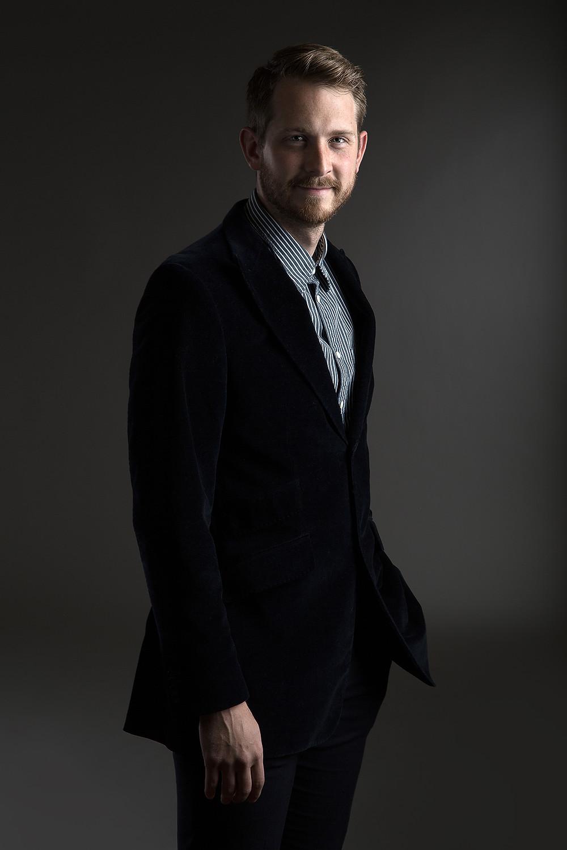 Matt Pace Quarter Portrait