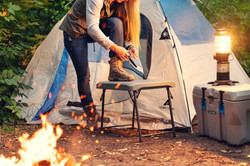 Camping Lifestyle Shoot - Lifetime