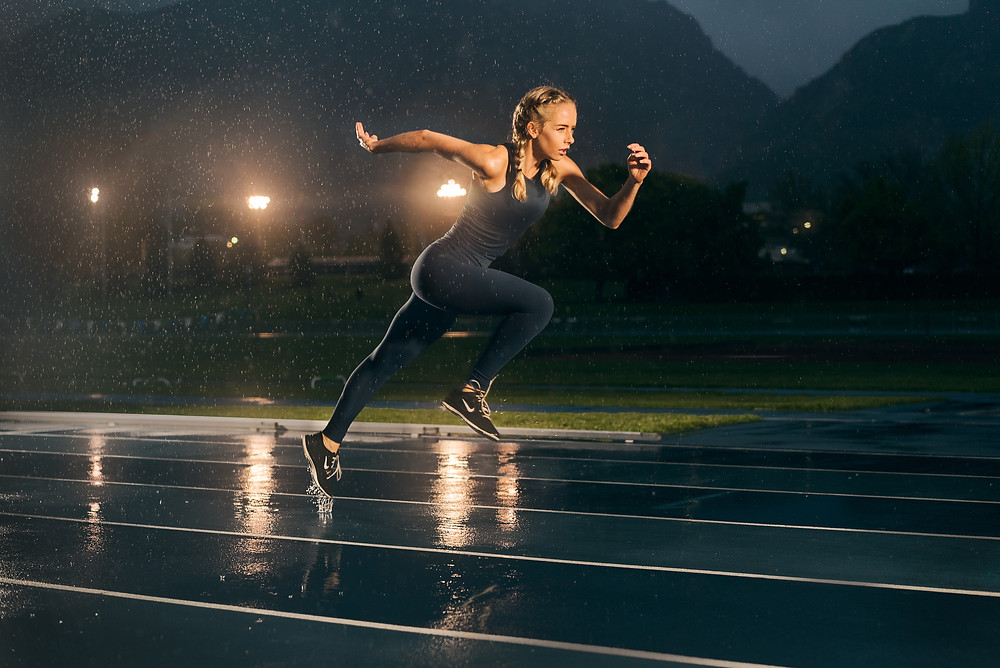 Sports Photography Runner