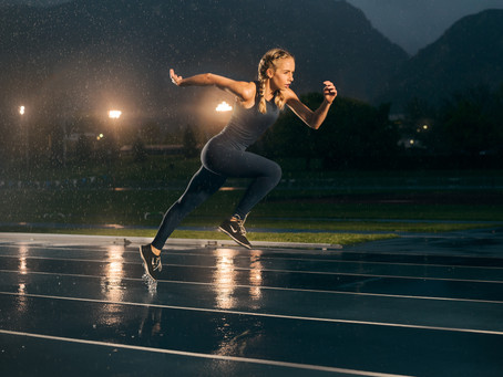 Sports Photo and Video - Runner
