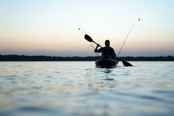Bayou kayak fishing lifestyle - Lifetime