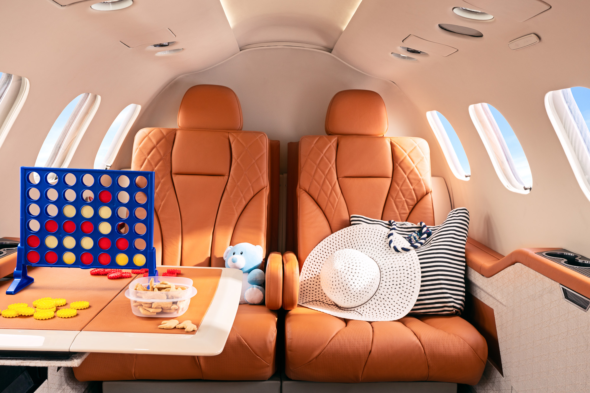 Jet Interior Kids