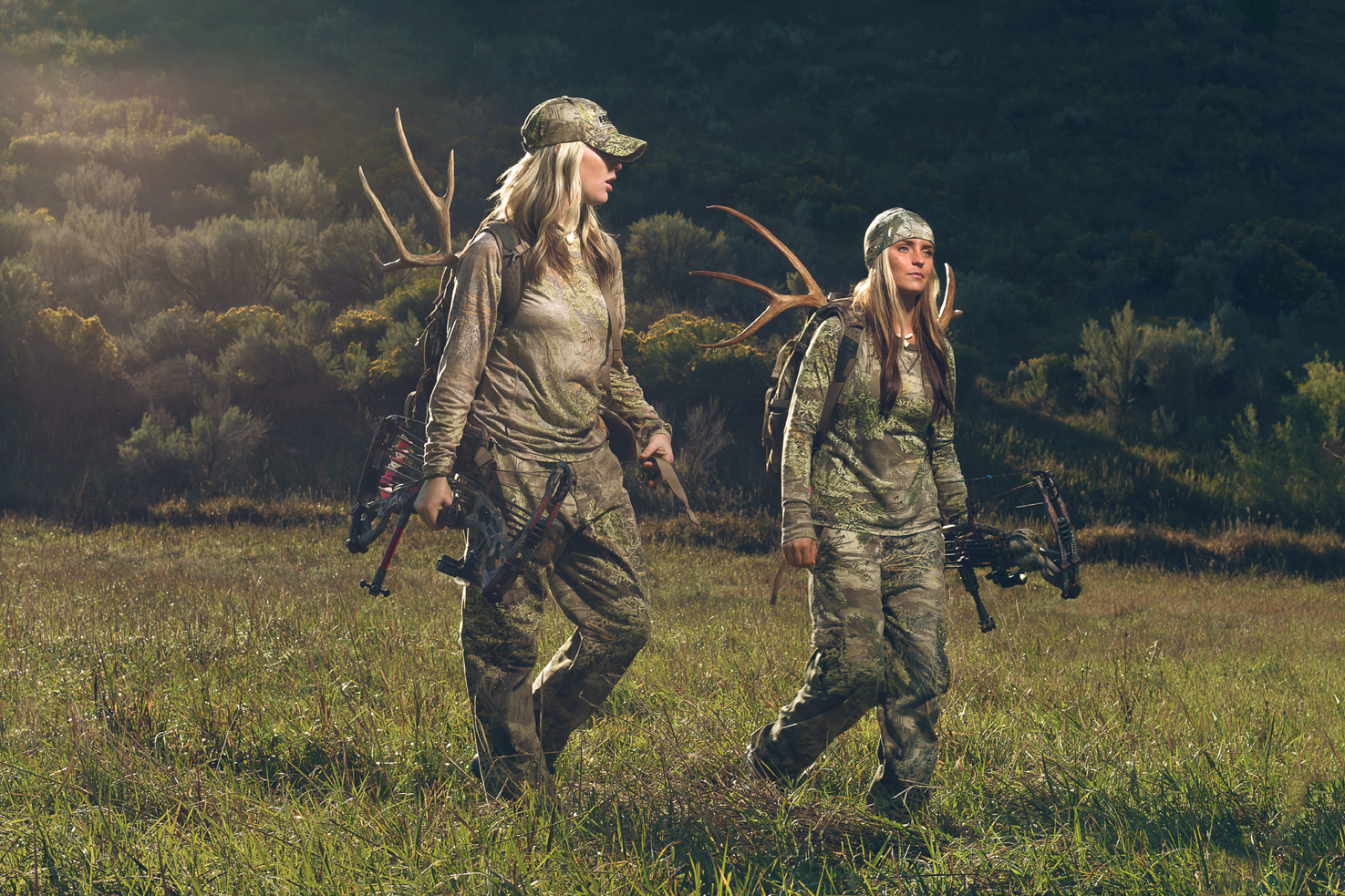 Female Hunters Lifestyle