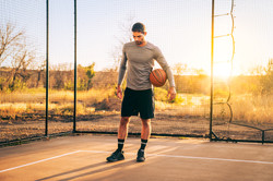 Outdoor Basketball Lifestyle - Lifetime