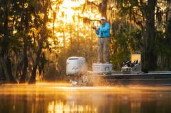 Bayou Fishing - Lifetime