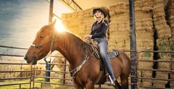 Competitive Horseback Riding lifestyle