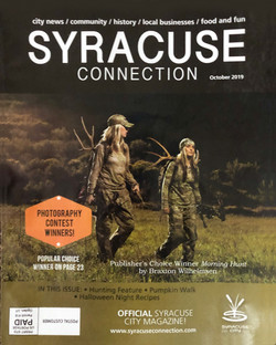 Cover of Syracuse Connection Magazine