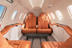 Jet Interior Photography