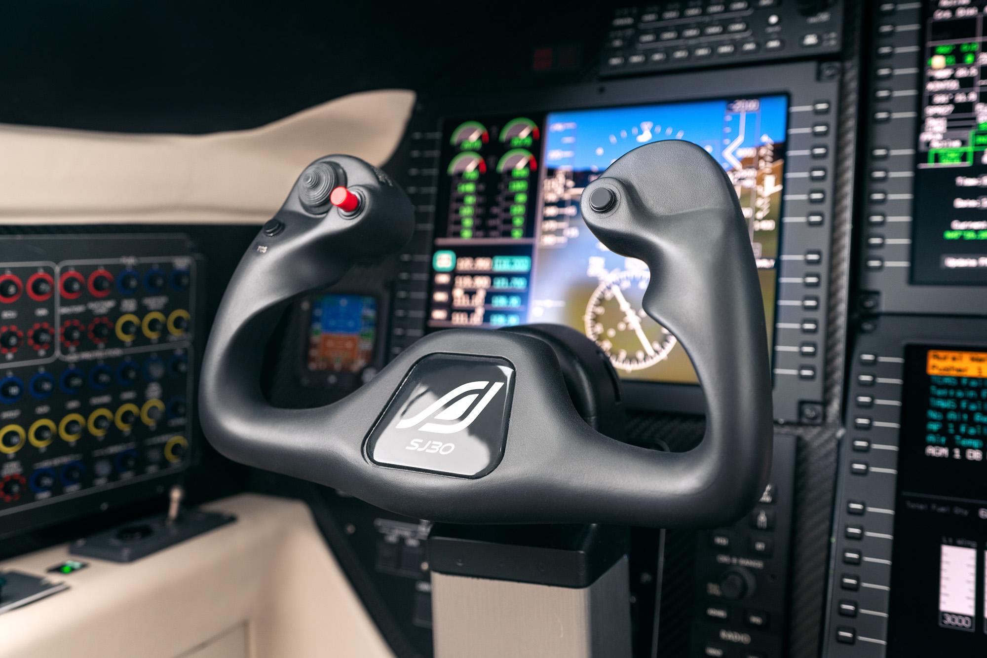Cockpit Interior - Syberjet