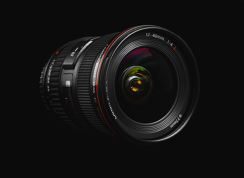 Canon Lens.  The Key To All Mastery