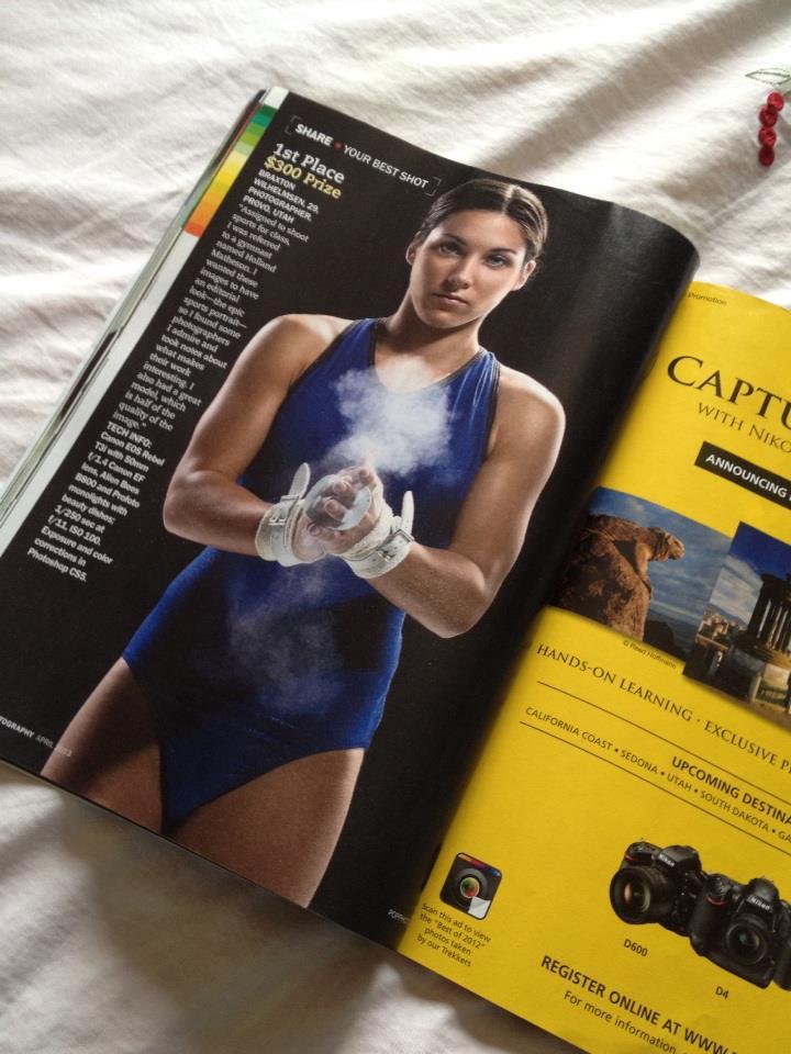 Popular Photography Magazine Feature
