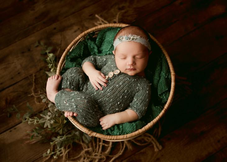 kansas newborn photography