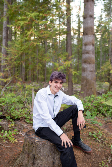 senior portraits port orchard