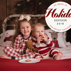2018 Ana Brandt Holiday Magazine
