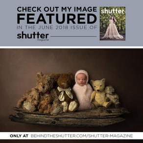 Shutter Magazine Children Addition