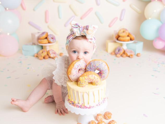 CAKE SMASH & BIRTHDAYS