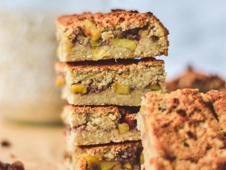 Glutenvrije Appelcake 🍏   met kaneel!