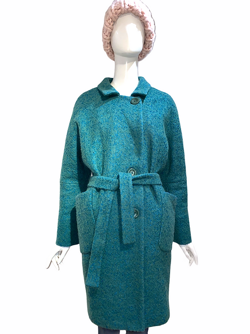 De luxe шерстяное пальто