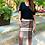 Thumbnail: TUKUAN knee length winter overskirt - limited edition fall 2021