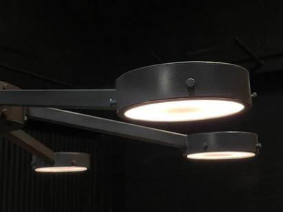 Diebold Custom Restoration and Modernization Ceiling Chandelier