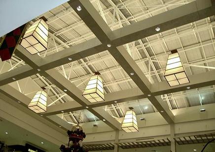 St. Clair Mall Prism Pendant Lighting