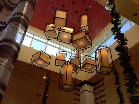 Hotel Lobby Concept
