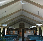 Christ Church LED Fixtures