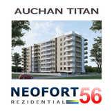 Ansambluri rezidentiale Neofort 56 Auchan Titan