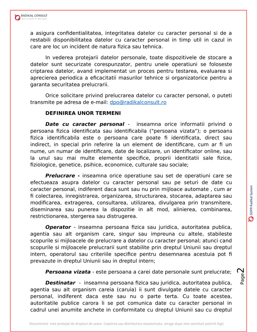ANSAMBLURI REZIDENTIALE NEOFORT 2