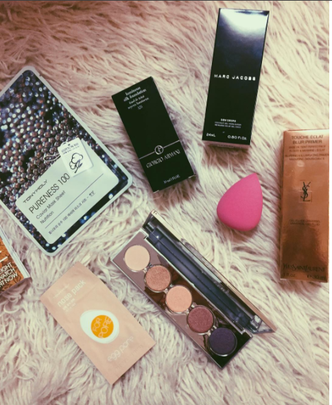 april showers brings...new beauty products?