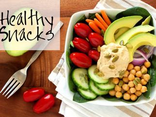 Top 15 Healthy Snacks