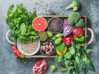 Nutrition for life and our body's changing needs