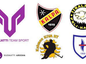 U15 ja U16 kilpajoukkueilla harjoituspelit käyntiin 31.7.-1.8.