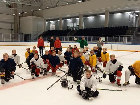 VTS jääkiekkoleiri 18.-21.7.21.