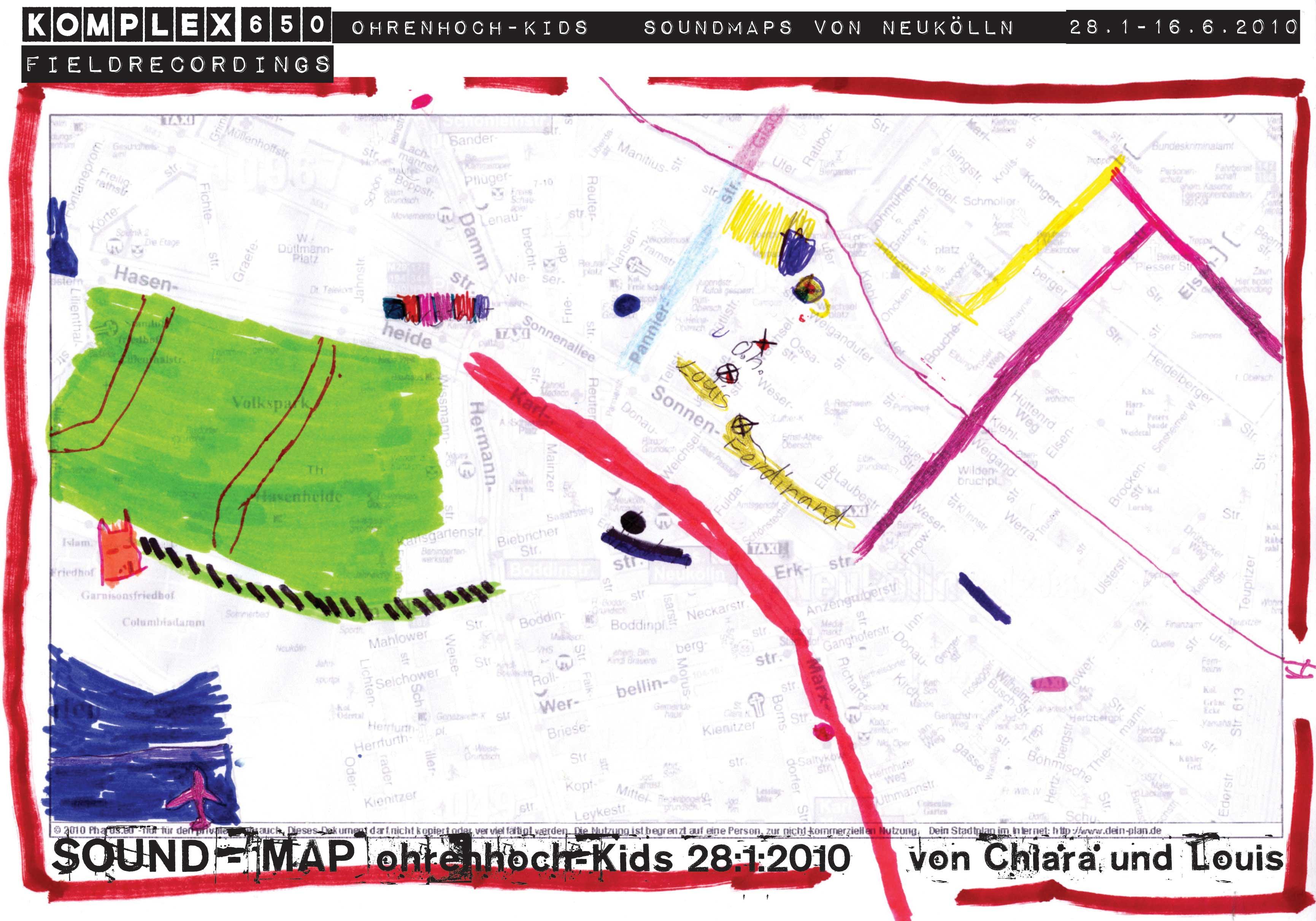 'Soundmap Neukölln' 2010
