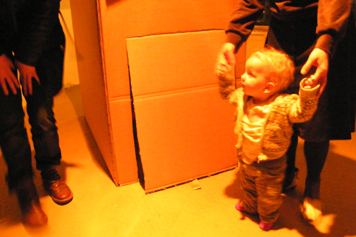 'Baby Fun' Soundinstallation 2012