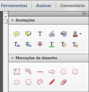 Trabalhando com PDF-XChange Editor e carimbos de revisão