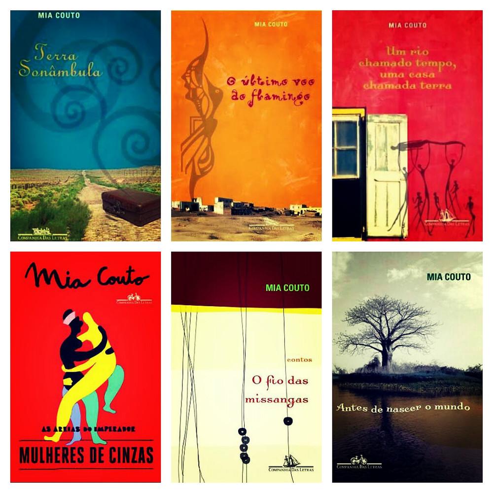 Livros de Mia Couto